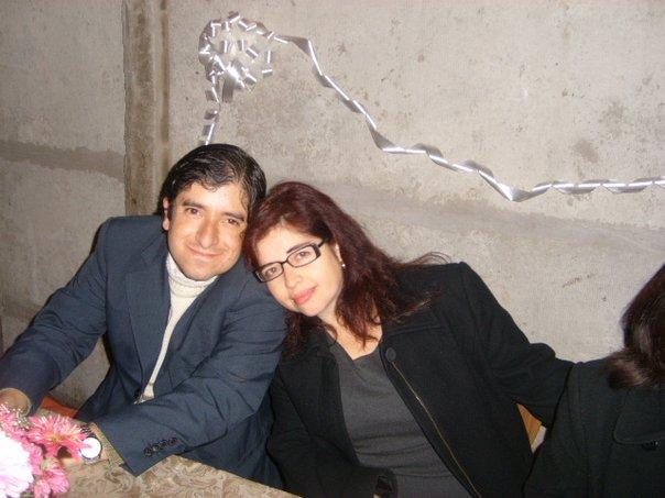 Luis y Mónica