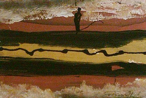 """Caminante"", Fabio Avila."