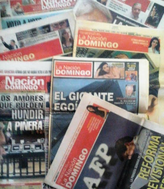 La Nación...
