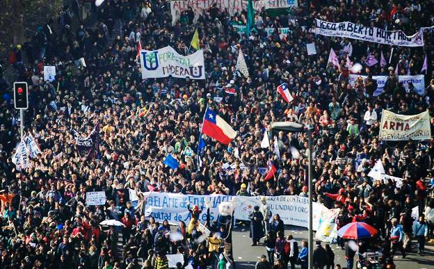 Movilización estudiantil 2011