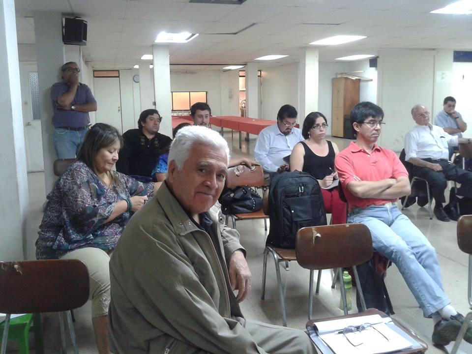 Asamblea del H. Presbiterio Centro de la IPCH, 23 al 25 de enero de 2014.