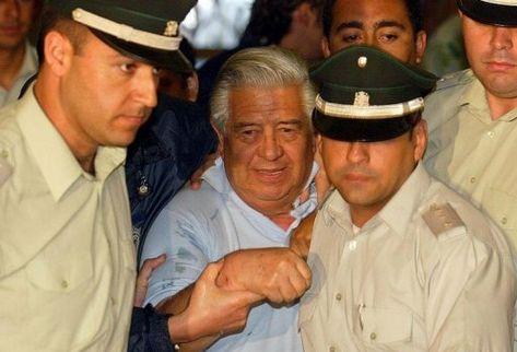 Contreras detención.
