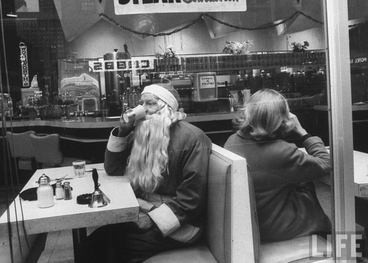 Coffee-Santa